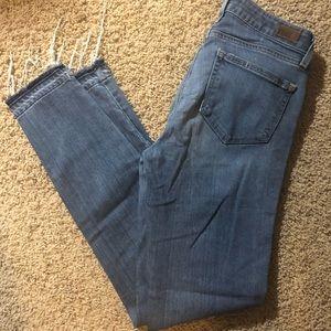 Paige Denim Skinny Jeans, size 26